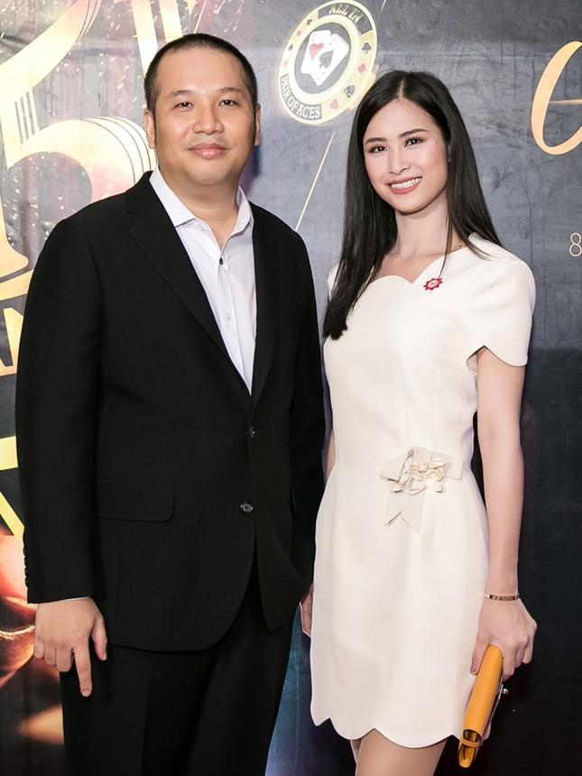 Vợ chồng ca sĩ Phạm Quỳnh Anh kỷ niệm 15 năm thành công ty - ảnh 2