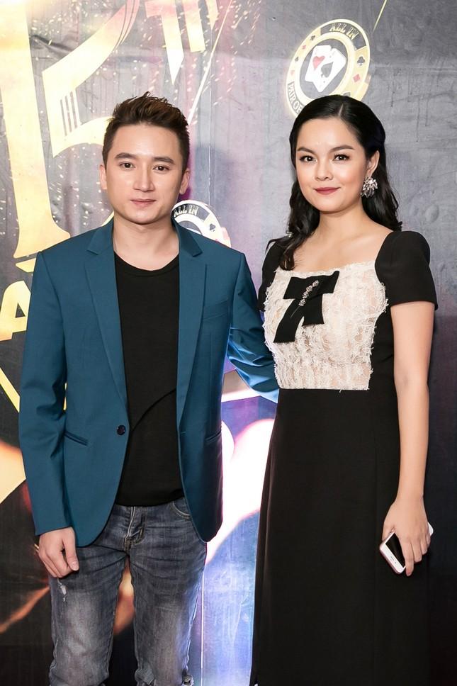Vợ chồng ca sĩ Phạm Quỳnh Anh kỷ niệm 15 năm thành công ty - ảnh 5