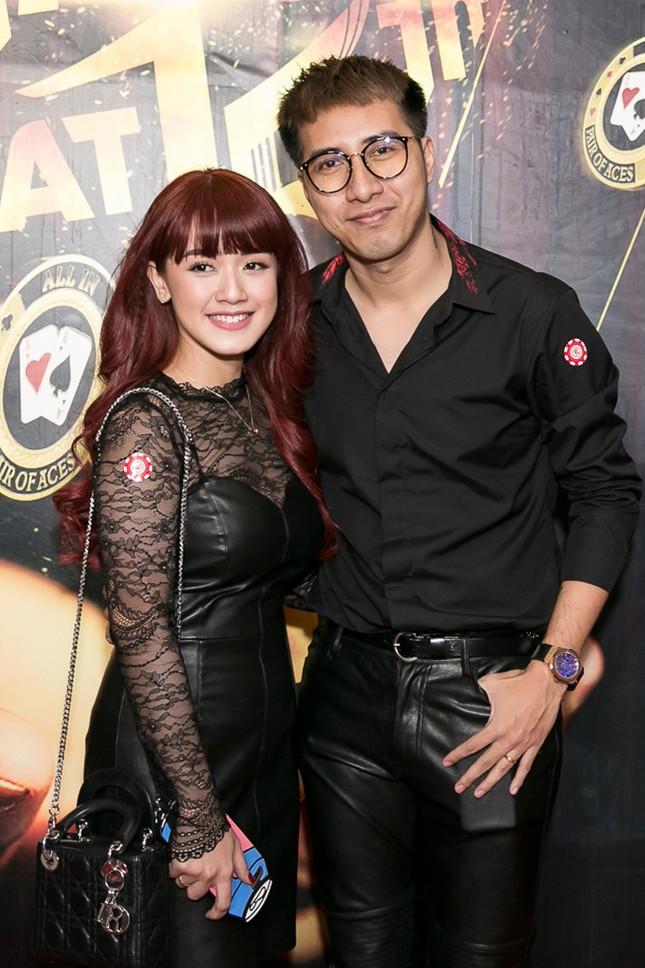 Vợ chồng ca sĩ Phạm Quỳnh Anh kỷ niệm 15 năm thành công ty - ảnh 6