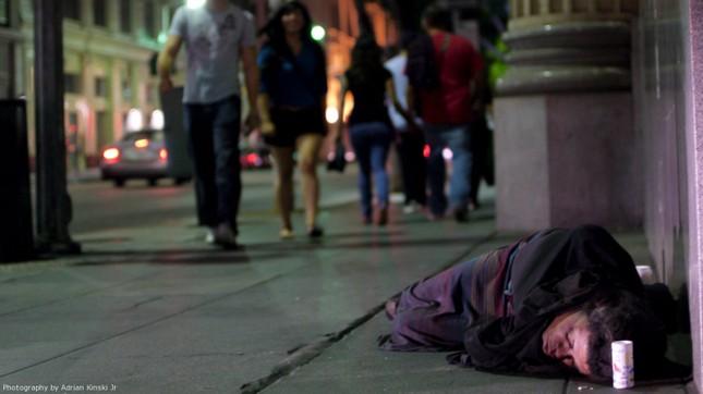 Đói nghèo – mảng đề tài bị lãng quên trong báo chí Mỹ - ảnh 1