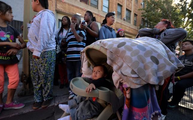 Đói nghèo – mảng đề tài bị lãng quên trong báo chí Mỹ - ảnh 2