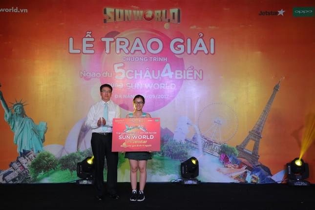 Khách hàng Sun World bất ngờ trúng thưởng tour du lịch quốc tế tới Pháp, Úc - ảnh 2