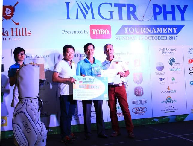 Bà Nà Hills Golf Club tổ chức thành công IMG Trophy lần thứ 2 - ảnh 1