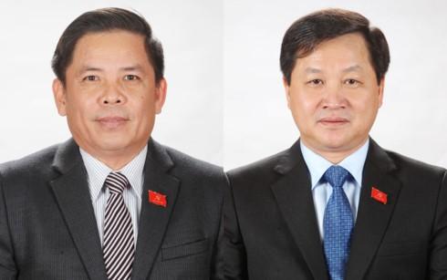 Chủ tịch nước Trần Đại Quang ký Quyết định miễn nhiệm; bổ nhiệm 2 thành viên Chính phủ - ảnh 1
