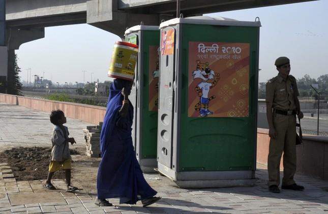 Cuộc cách mạng nhà vệ sinh ở Ấn Độ - ảnh 2