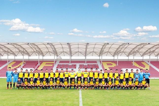 PVF khai trương cơ sở mới - tổ chức giao hữu quốc tế và bổ nhiệm giám đốc bóng đá - ảnh 1