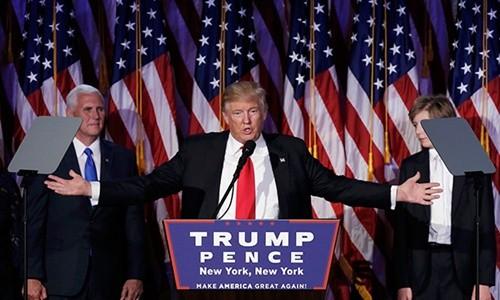 5 nhân tố giúp Donald Trump hạ gục Hillary Clinton - ảnh 1