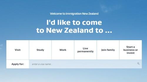 Website nhập cư New Zealand quá tải sau bầu cử Mỹ - ảnh 1