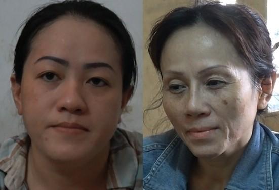 Người phụ nữ giấu ma túy trong bánh tiêu đi bán ở Sài Gòn - ảnh 1