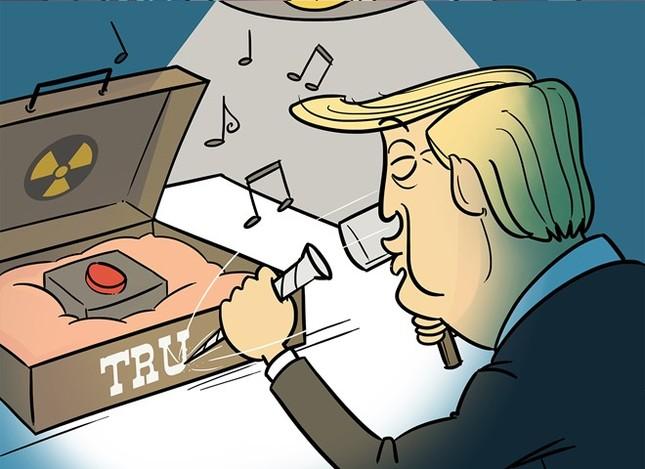 Quy trình chuyển giao vali hạt nhân của các tổng thống Mỹ - ảnh 2