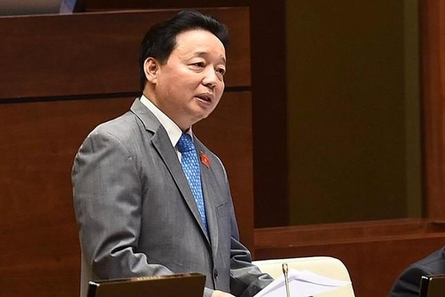 Bộ Tài nguyên chịu hoàn toàn trách nhiệm về sự cố Formosa - ảnh 1