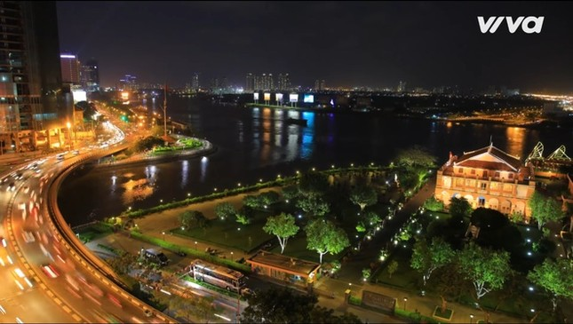 Quang Vinh khám phá hai mặt đối lập của Sài Gòn - ảnh 1