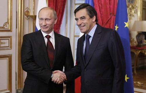 Bầu cử tổng thống Pháp: Ông Putin thắng lớn - ảnh 5