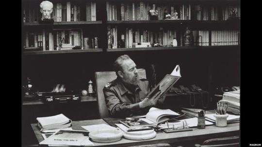 Cuộc đời và những dấu mốc lịch sử của lãnh tụ Fidel Castro  - ảnh 4