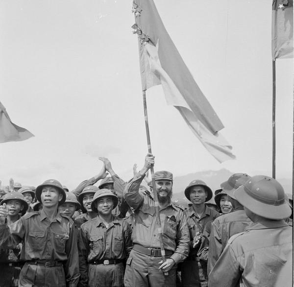 Cuộc đời và những dấu mốc lịch sử của lãnh tụ Fidel Castro  - ảnh 3