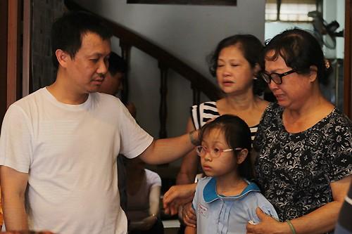 Vợ ca sĩ Quang Lý: 'Chồng tôi mất mà chưa kịp trăn trối gì'  - ảnh 1