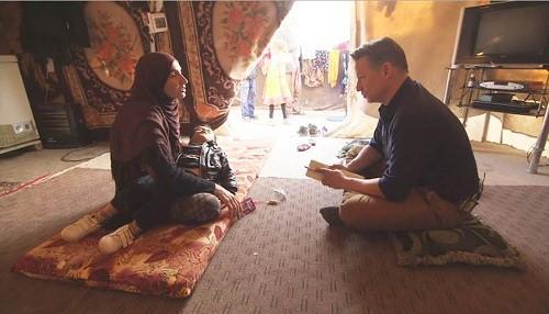 Chuyến xe bí mật giải cứu nô lệ tình dục khỏi tay IS  - ảnh 2