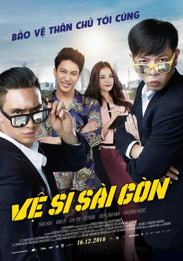 Kim Lý, Chi Pu gây thất vọng trong 'Vệ sĩ Sài Gòn' - ảnh 1