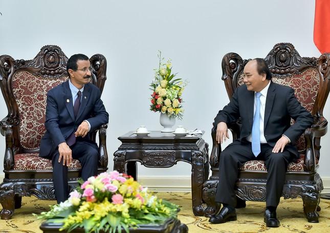 Thủ tướng tiếp Chủ tịch Tập đoàn DP World, UAE - ảnh 1