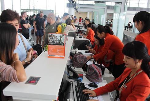 Hành khách đi tàu, xe dịp Tết có thể tăng 40%  - ảnh 1