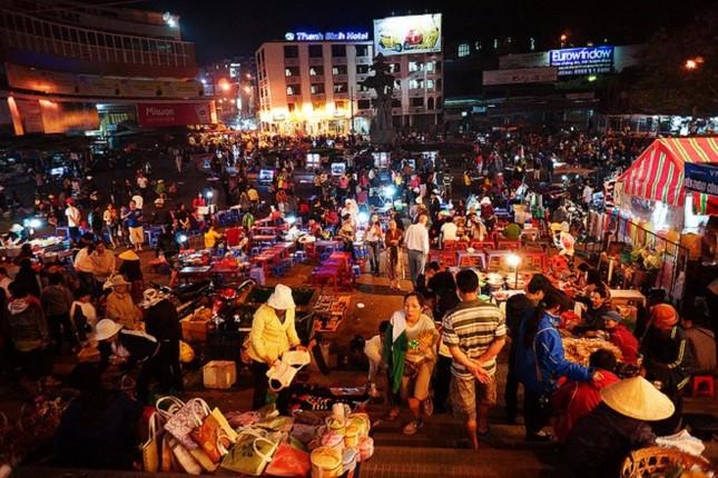 10 chợ đêm Việt Nam tấp nập du khách  - ảnh 5