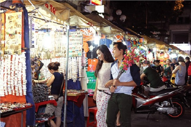 10 chợ đêm Việt Nam tấp nập du khách  - ảnh 7