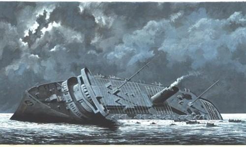 Tranh cãi về kho báu 64 hòm vàng trên 'tàu Titanic của Hitler' - ảnh 1