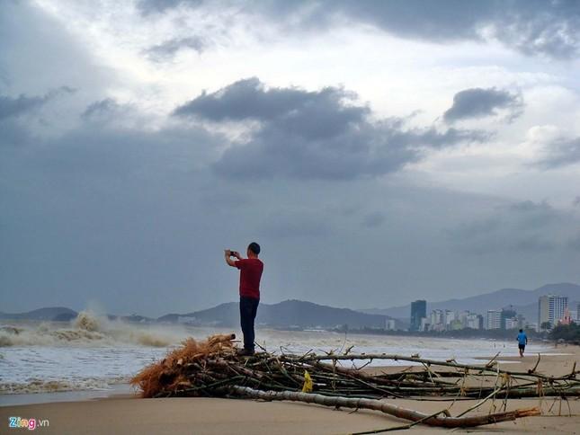 Bãi biển đẹp nhất thế giới xác xơ sau lũ - ảnh 10