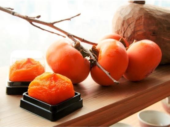Hồng khô Hàn Quốc - Thức ăn của thượng đế, món quà Tết thời thượng - ảnh 1