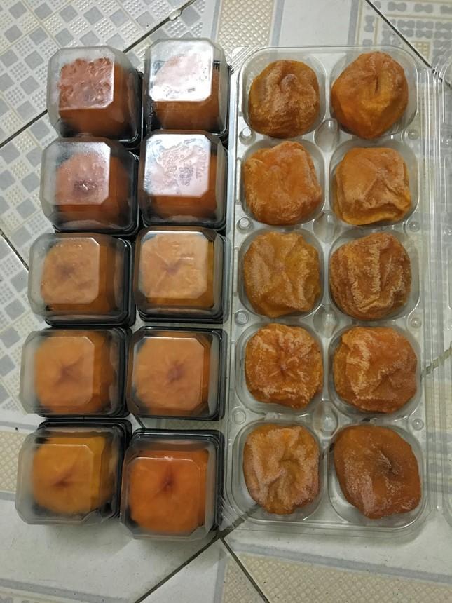 Hồng khô Hàn Quốc - Thức ăn của thượng đế, món quà Tết thời thượng - ảnh 3