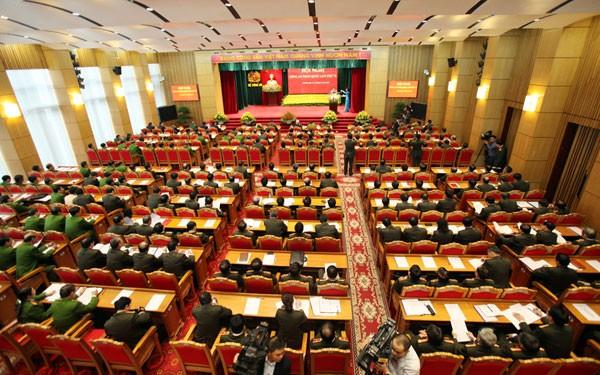 Khai mạc trọng thể Hội nghị Công an toàn quốc lần thứ 72 - ảnh 2