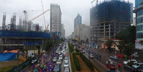 Chủ tịch Hà Nội: Quy hoạch thủ đô đã bị 'băm nát' - ảnh 1