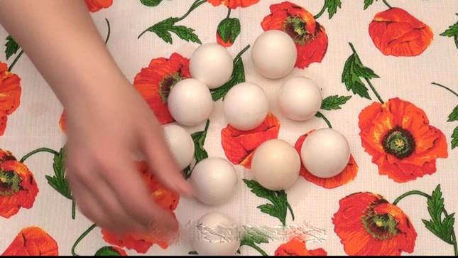 Cách làm món thịt đông trong vỏ trứng gà cực bắt mắt đón tết - ảnh 4