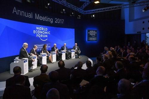 Hôm nay, Thủ tướng chia sẻ về cộng đồng ASEAN tại Davos - ảnh 1