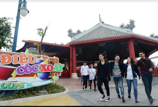 Khai trương công viên chủ đề lớn nhất Đông Nam Á tại Hạ Long - ảnh 2