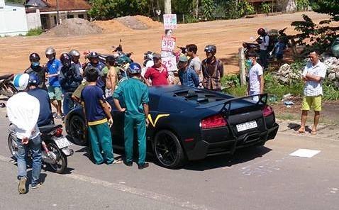 Siêu xe Lamborghini tông chết người ở Đồng Nai, xử sao? - ảnh 1