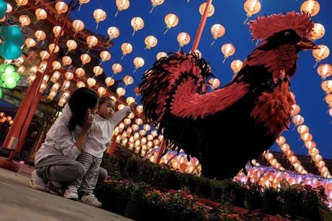 Châu Á trang hoàng đón Tết Đinh Dậu - ảnh 2