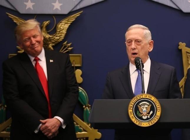 Tân bộ trưởng quốc phòng Mỹ bắt đầu chuyến công du châu Á - ảnh 1