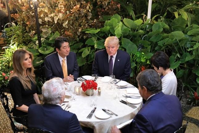 Bà Trump chưa thực sự tiếp quản vai trò đệ nhất phu nhân? - ảnh 1