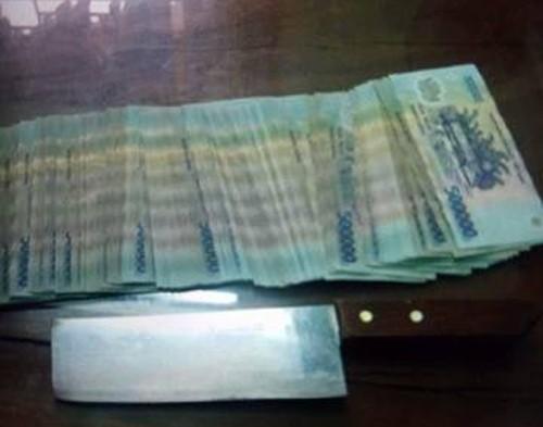 Cướp ngân hàng tại Đà Nẵng - ảnh 1