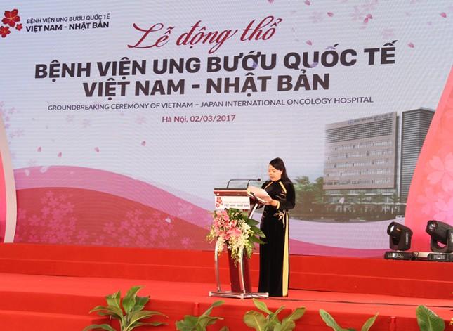 Hà Nội sắp có bệnh viện ung bướu chuẩn quốc tế - ảnh 1