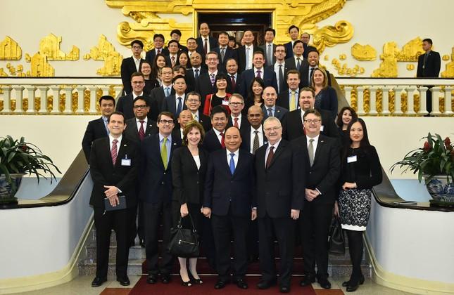 Việt Nam mong muốn Hoa Kỳ là đối tác thương mại hàng đầu - ảnh 1