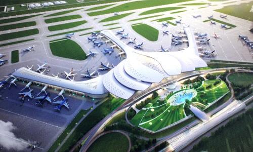 Thành lập tổ tư vấn lựa chọn kiến trúc sân bay Long Thành - ảnh 1