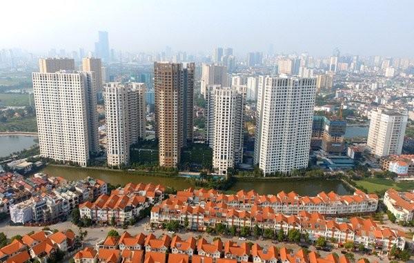 'Hệ sinh thái' kinh tế xoay quanh bất động sản - ảnh 1
