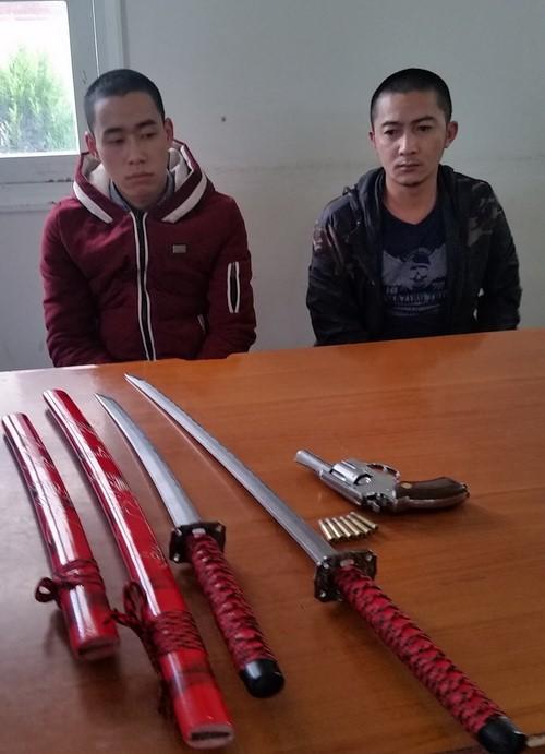 Nổ súng trên đường phố Đà Lạt: Bắt khẩn cấp một nghi can - ảnh 1