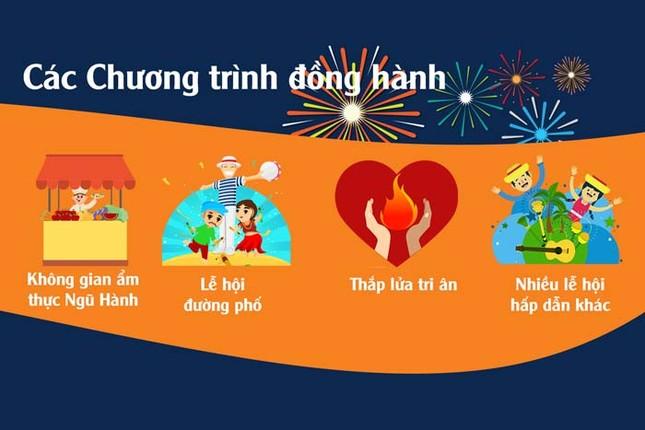 DIFF 2017 mở màn ấn tượng với Không gian ẩm thực Ngũ hành lớn nhất Đà Nẵng - ảnh 3