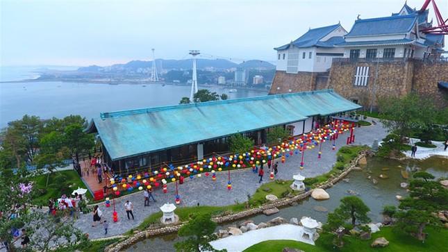 Sun World Halong Complex tái hiện sống động không gian văn hóa Nhật Bản - ảnh 2
