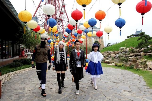 Sun World Halong Complex tái hiện sống động không gian văn hóa Nhật Bản - ảnh 5