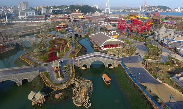 Sun World Halong Complex tái hiện sống động không gian văn hóa Nhật Bản - ảnh 7