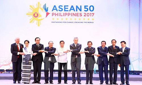 Thủ tướng Việt Nam nêu quan ngại về xu thế bảo hộ tại Cấp cao ASEAN - ảnh 1